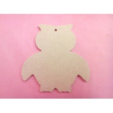 4mm  MDF OWL Starts at  100mm